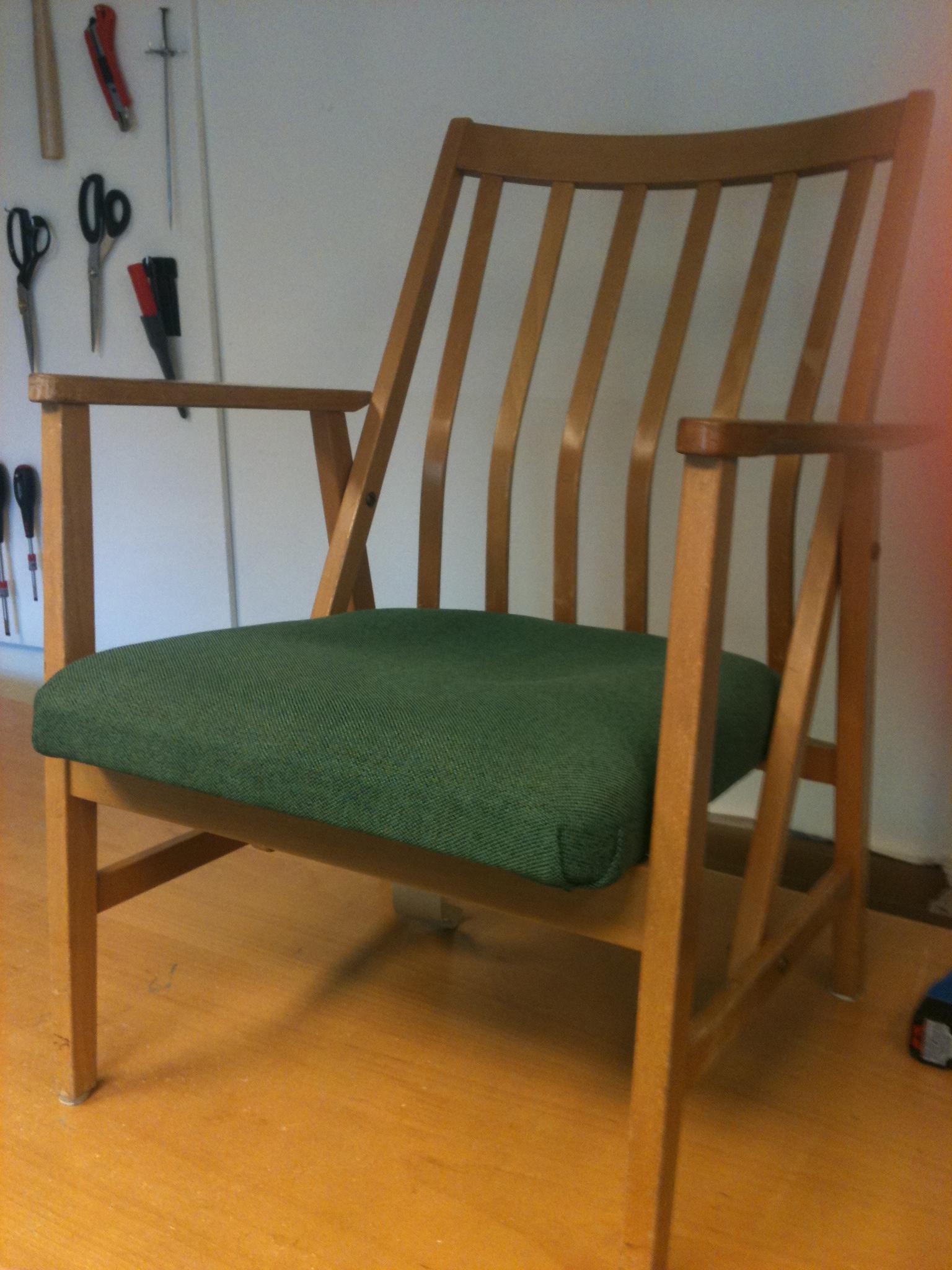 Åkerblomstolen före renovering