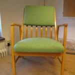 Åkerblomstolen nyrenoverad