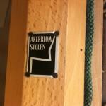 Märkt: Åkerblomstolen