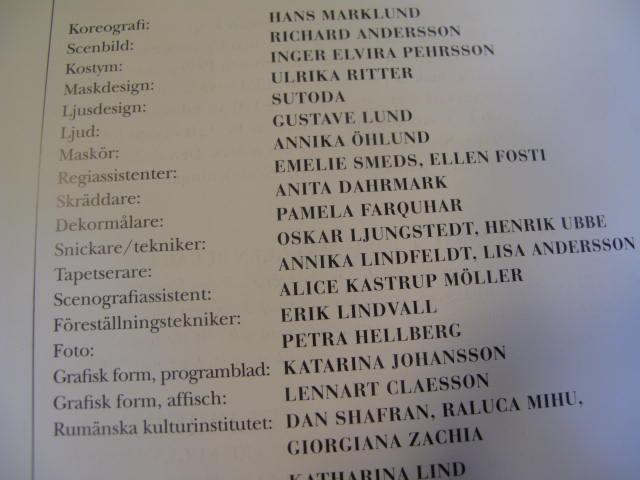 Tapetseraren på Strindbergs Intima Teater