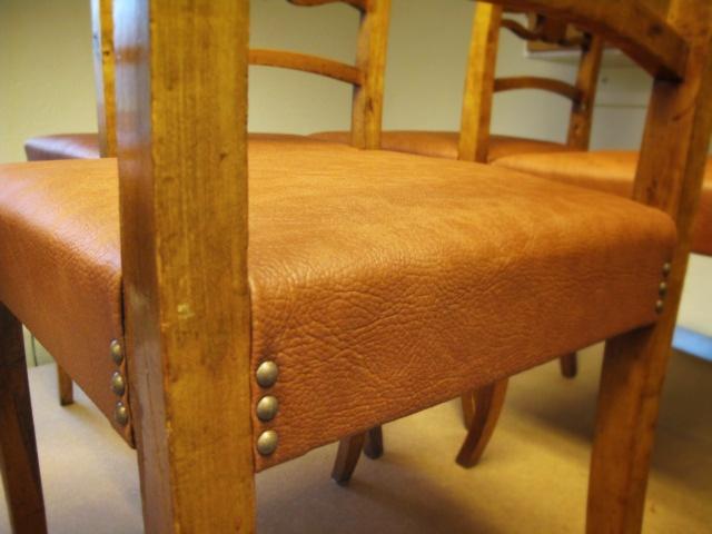 Dekorationsspikning utförd av Tapetserare