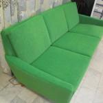 DUX-soffa omklädd av Tapetserare i Solna