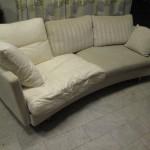 Omklädsel av soffa