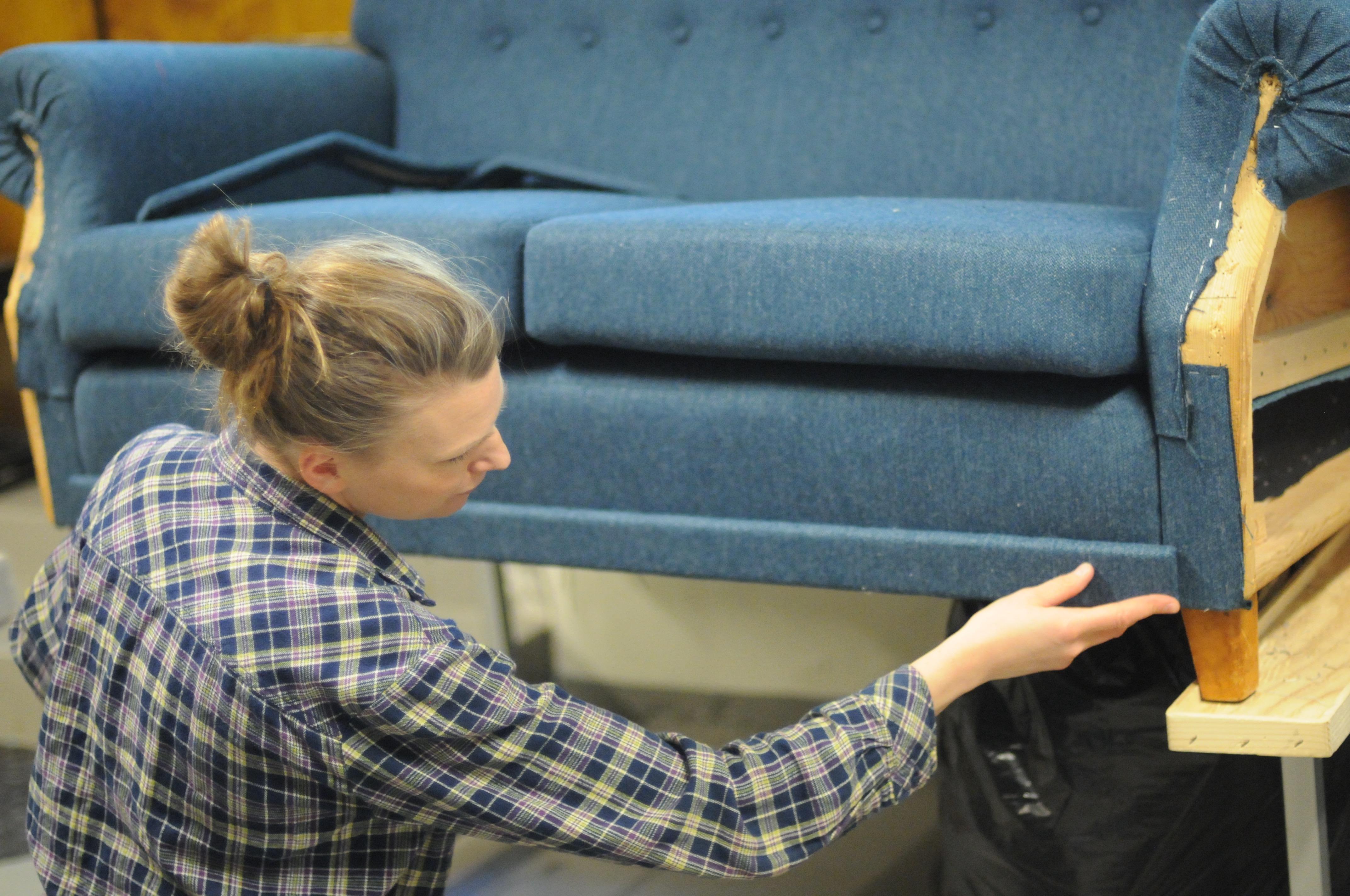 Möbeltapetserare Annka