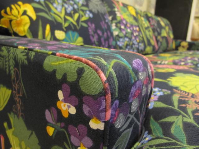 Klä om DUX-soffa